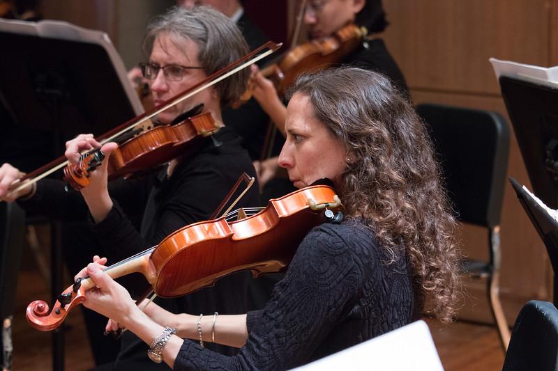 Amy Brusini -- Hopkins Symphony Orchestra, April 2017