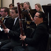 Dan Reich and Melissa Feliciano, bassoons -- Hopkins Symphony Orchestra, April 2017
