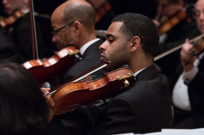 Jordan Elum -- Hopkins Symphony Orchestra, April 2017