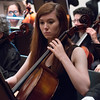 Maddie Slack -- Hopkins Symphony Orchestra, April 2017