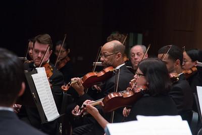 Hopkins Symphony Orchestra, April 2017