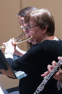 Colleen Darkow -- Hopkins Symphony Orchestra, April 2017