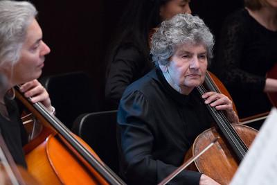 Eva Silversmith -- Hopkins Symphony Orchestra, April 2017