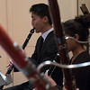 Nathan Ko, clarinet -- Hopkins Symphony Orchestra, April 2017