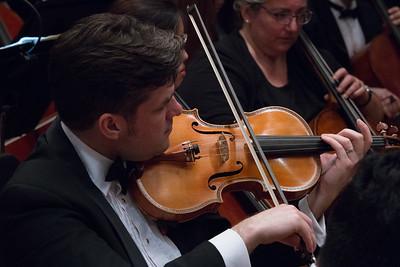 Stephan Lieske -- Hopkins Symphony Orchestra, April 2017