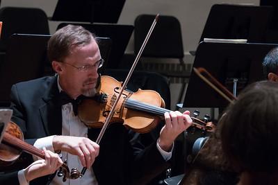 Willem Elsevier -- Hopkins Symphony Orchestra, April 2017