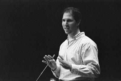HSO, Sep 1992: Music Director Jed Gaylin