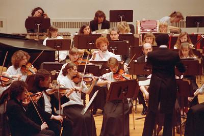 HSO, April 1990 with Harvey Felder, Music Director