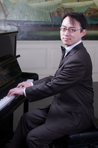 Mengyu Lan, piano -- 2009 Johns Hopkins Concerto Competition winners