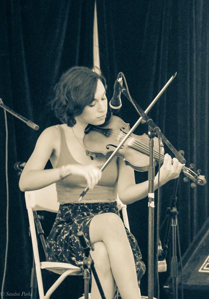 Aila Wildman, Fiddle Showcase