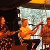 Eliza Meyers, Sheila Kay Adams, and Tim Wells. Ballad SHowcase