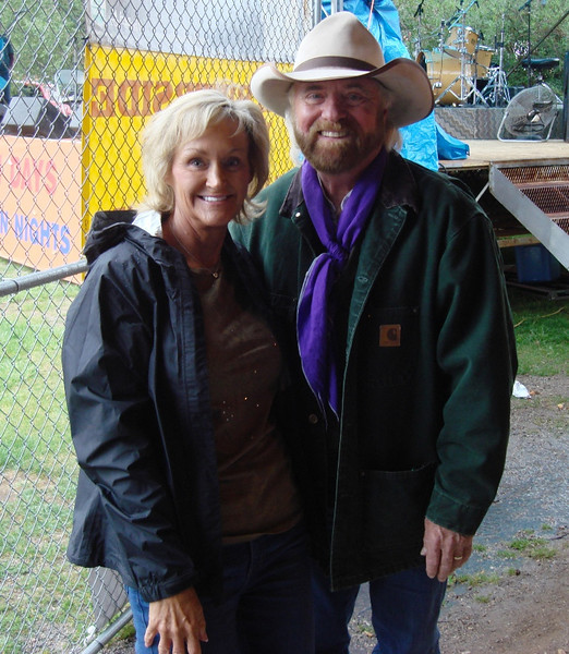 Sandra and Michael Martin Murphy