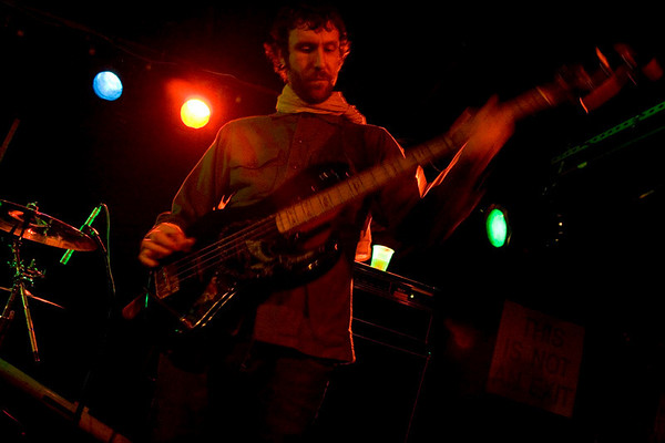 House and Parish - Mercury Lounge, NYC - October 17th, 2007 - Pic 5