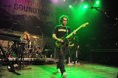 Brick + Mortar, William Beckett, Motion City Soundtrack – House of Blues, Chicaago
