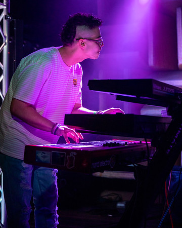 Sun King & West Fork Presents Huckleberry Funk with special guest Bobby Donnelly at the Hi-Fi on Saturday, June 20, 2020. Photo by Tony Vasquez.