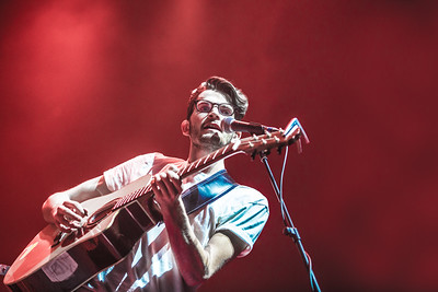 Harry Hudson-Taylor at Leeds Arena