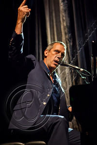 LOS ANGELES, CA - MAY 24:  Hugh Laurie performs at El Rey Theatre on May 24, 2012 in Los Angeles, California.  (Photo by Chelsea Lauren/WireImage)