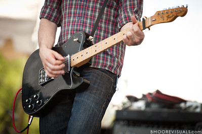 Hugo performs on May 28, 2011 during 97X Backyard BBQ at Vinoy Park in St. Petersburg, Florida