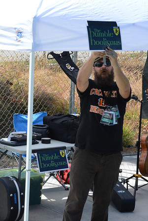 The Humble Hooligans Get Shamrocked at Murrieta CA 21 September 2013