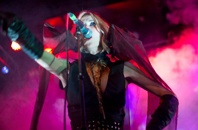 Huntress, 4/17/2012, DNA Lounge, San Francisco