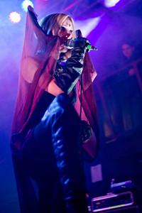 Huntress, 4/17/2012, DNA Lounge, San Francisco