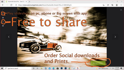 how to share and  order