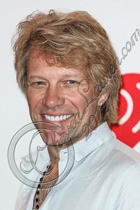 LAS VEGAS, NV - SEPTEMBER 21:  Musician Jon Bon Jovi arrives at iHeartRadio Music Festival press room at MGM Grand Garden Arena on September 21, 2012 in Las Vegas, Nevada.  (Photo by Chelsea Lauren/WireImage)