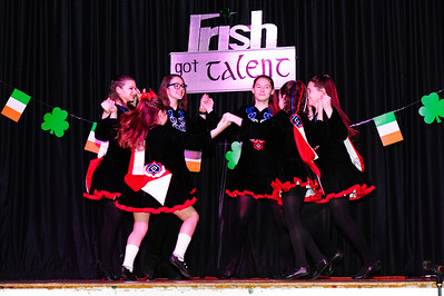 IRISH GOT TALENT , GLOUCESTER CATHOLIC H. S. , GLOUCESTER CITY NJ. MAR . 10 , 2017   36