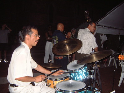 Johnson brothers..rhythm section ..talk about a quiet locomotive