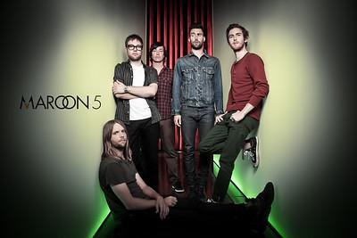 Maroon 5 Behind The Scenes