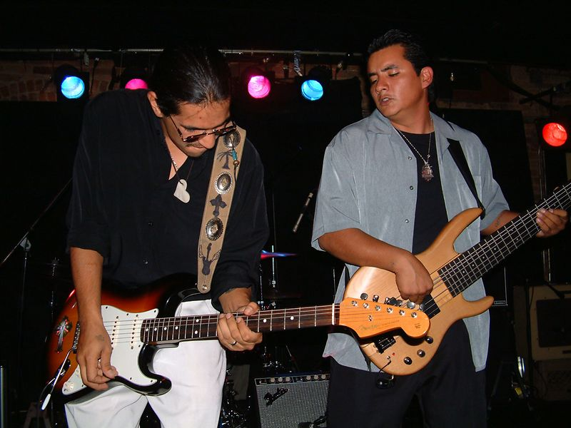 Henry and JoJo Garza (Los Lonely Boys)
