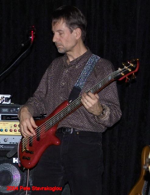 Graham Maby