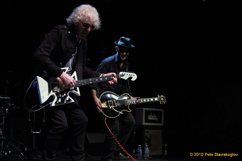 Ian Hunter, James Mastro