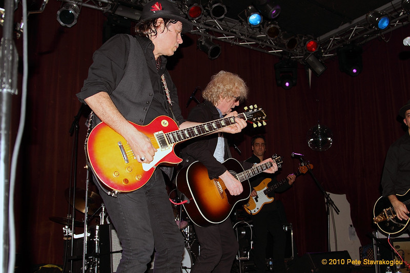 M.C. Bosch, Ian Hunter, Paul Page