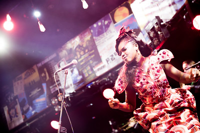 Eno Williams, Ibibio Sound System