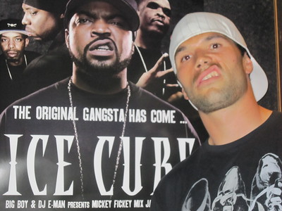 ice cube concert in shibuya