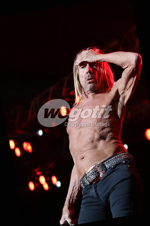 Iggy Pop 28-MAY-2016
