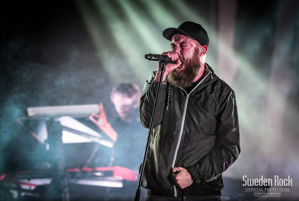 In Flames - Sweden Rock 2017