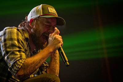In Flames, 12/13/2012, The Warfield, San Francisco