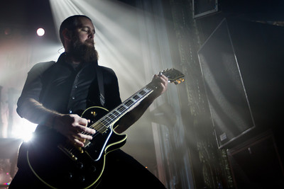 In Flames, 2/6/2012, Regency Ballroom, San Francisco