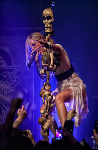 Maria Brink In this Moment studio 7 Seattle