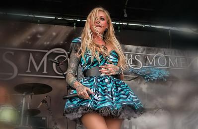 In this Moment - Mayhem Festival 07-13-2010 Auburn WA
