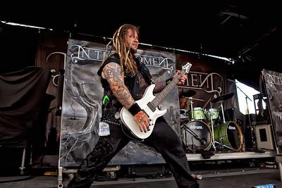In this Moment - Rockstar Mayhem Festival 07-13-2010 Auburn WA
