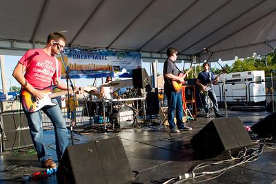 Inbound Kennedy @ Edison Park Fest 2012