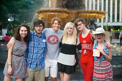 Erin, Connor, David, Kiley, Nathan and Callie from NKY