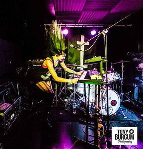 Bullet Height at Jumping Jacks, Newcastle 06.12.2017