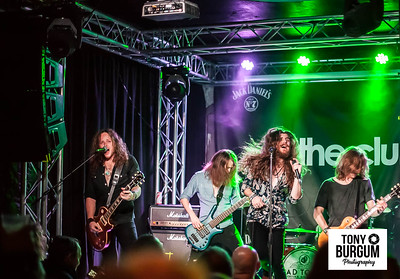 Bad Touch at Newcastle Cluny 18.11.2017.