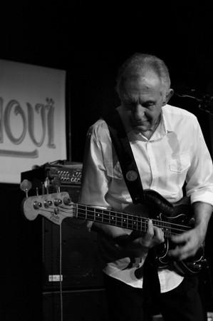 Colin Hodgkinson at L'Inouï in December '08