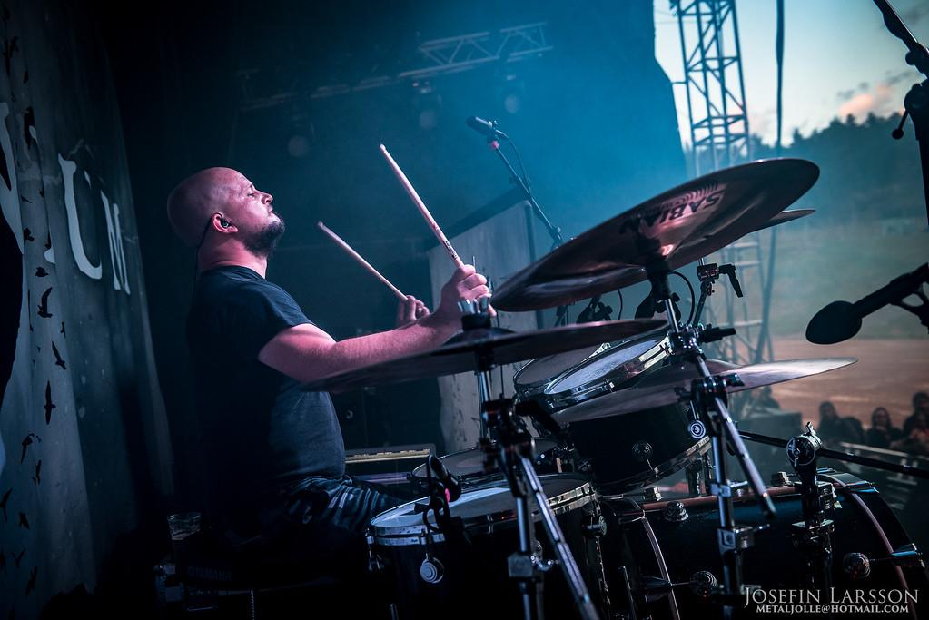 Insomnium - Sabaton Open Air 2016