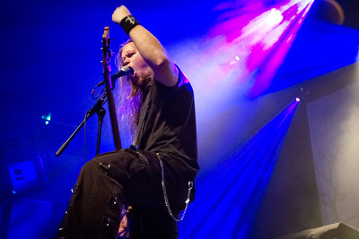 Insomnium, 11/14/2012, The Regency Ballroom, San Francisco